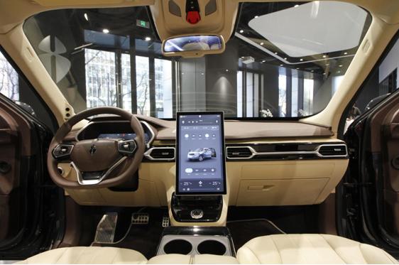 """立足智能化奇点汽车打造""""懂你""""的智能汽车"""