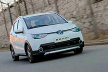 全球新能源乘用车1月销量排名:北汽EC系列再度封王