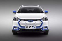 比亚迪元EV叫板江淮iEV7S,谁才是A0级SUV新宠?