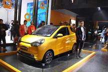 御捷旗下朋克汽车首次亮相  打造全新年轻人的最潮车