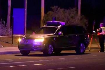突发!全球首例自动驾驶车辆致行人死亡事故