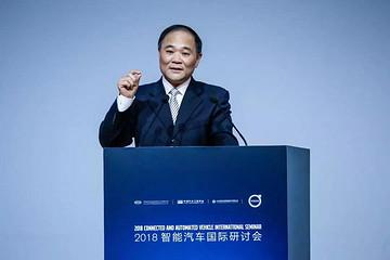 李书福:自动驾驶超10亿公里或几百年以后才能证明更安全
