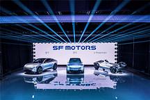 硅谷造车新势力SF MOTORS全球首发,SF5年底在美预订,新品2019年入华