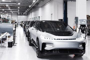 美媒报道汉福德官员参观FF工厂,5月启动生产线安装