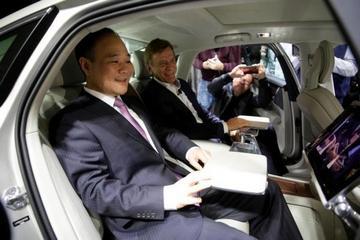 车展群英荟 | 李书福:驾驭变革时代,探索创新路径