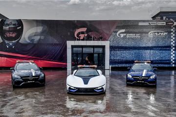 全球首辆纯电动GT跑车ARCFOX-7领航China GT