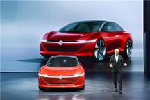 大众汽车电动车研发负责人Christian Senger:到2025年将向中国投放10款MEB平台车型