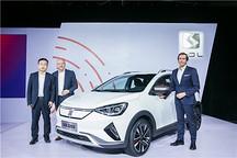 江淮大众发布全新品牌SOL(思皓),首款车型E20X今年第三季度上市