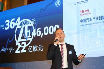 采埃孚电驱动事业部执行副总裁约克·葛腾道:2025到2030年,内燃机将触及发展天花板