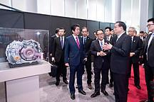 别瞎传了!这才是李克强总理参观丰田汽车厂区释放的信号