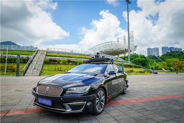 A轮融资1.28亿美元,Roadstar.ai驶入中国无人驾驶商业化快车道