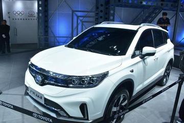 丰田推出基于传祺车型打造的电动车 弃自家标志