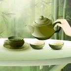 燃料电池茶馆