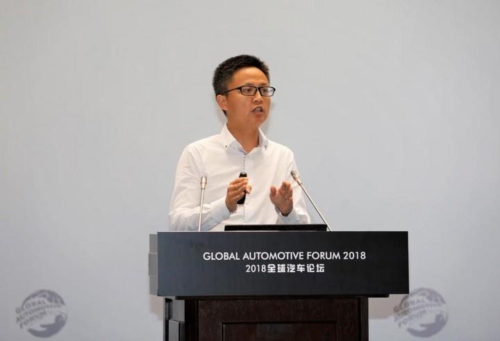 小鹏汽车总裁夏珩:人工智能汽车,安全一定是第一位