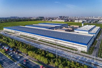 年产能8万辆,合众12亿建造的整车工厂什么样?