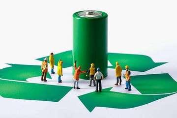 七部委确定17省和地区及中国铁塔展开动力电池回收利用试点工作