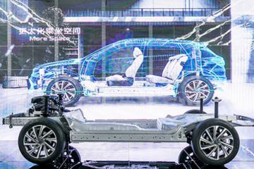 吉利BMA架构正式亮相 自主研发/造车魔方