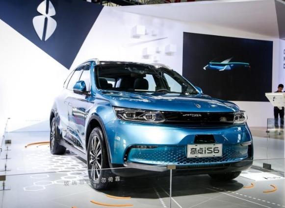 解析造车新势力——奇点汽车新品