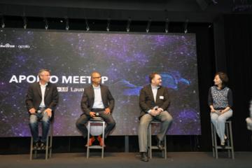 """百度在美讲解Apollo 3.0 与硅谷极客""""切磋""""自动驾驶"""