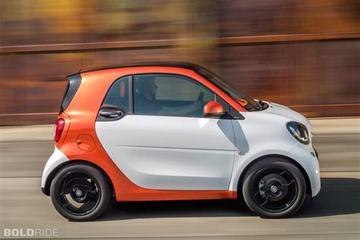 彭博:戴姆勒正讨论在华成立合资企业 生产SMART电动汽车