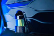 合众新能源Eureka 01的小You智能机器人和透明A柱