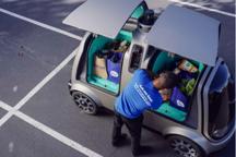 无人驾驶汽车开始在亚利桑那州提供杂货生鲜运输