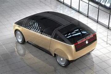 苹果无人驾驶汽车新专利:提示行车方向