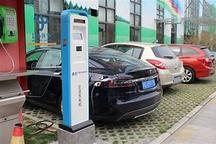 北京市出台新规:引导燃油车避免占用电动汽车充电车位