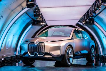 EV晨报 | 北京计划2020年推广新能源车约40万辆;复星战略投资捷威动力;宝马Vision iNext概念车亮相