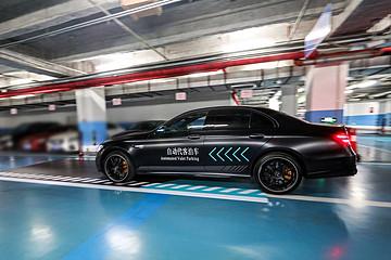 博世与戴姆勒代客泊车技术 首次在中国亮相