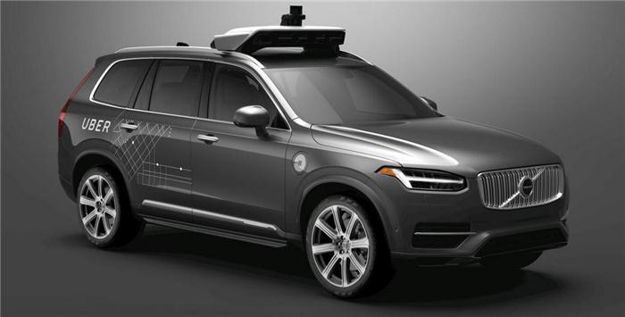 优步订购2.4万沃尔沃XC90插电式混动车 组建自动驾驶车队