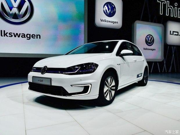 一汽大众新能源计划,一汽大众新车计划