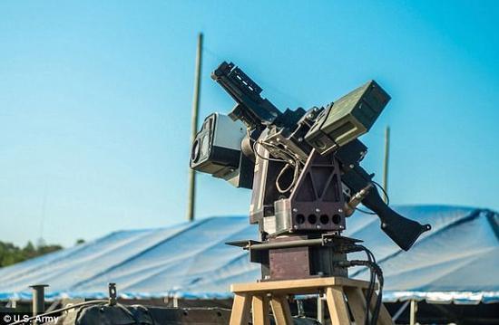 前瞻技术,自动驾驶悍马,武装机器人,美国陆军测试
