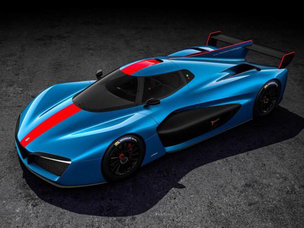 进军电动车市场 宾尼法利纳转型造车