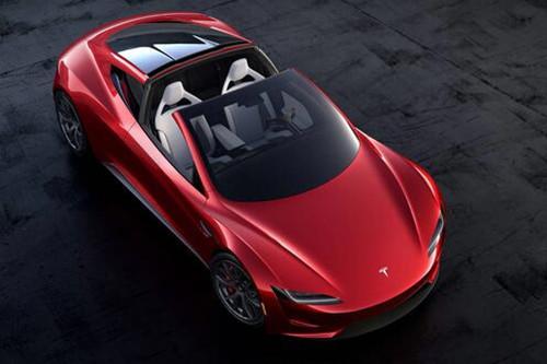 特斯拉Roadster_500