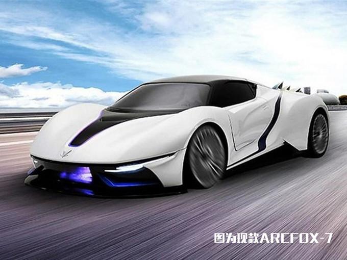 SUV,北汽新能源高端品牌