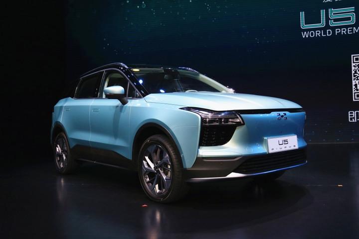 全新概念车将亮相 爱驰汽车上海车展阵容曝光