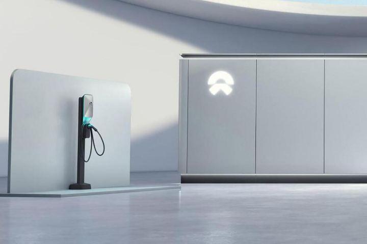 蔚来汽车向国内所有纯电动车用户开放充电服务