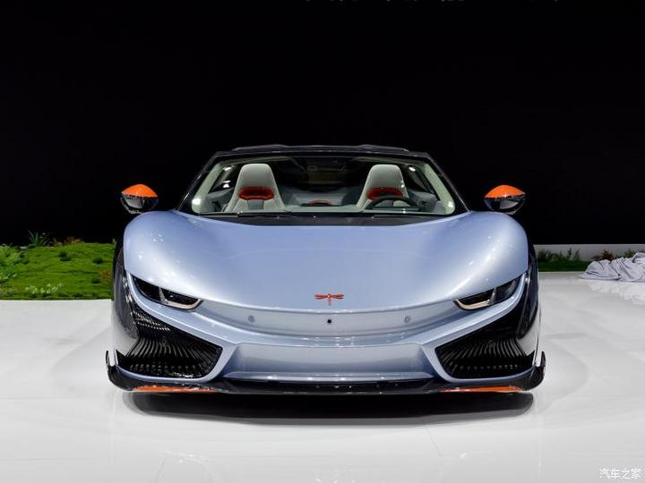 å??é??汽车 å??é??K50 2019款 Spyder Concept