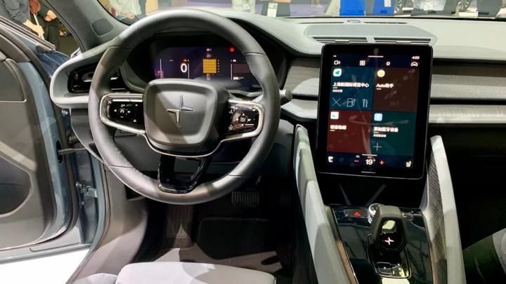 谷歌背书的首款 Android Automotive 系统会成为 Polestar 2 的最大卖点吗?