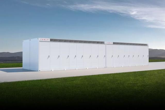 """特斯拉推出""""超大号储能产品""""Megapack,缓解电厂发电压力"""