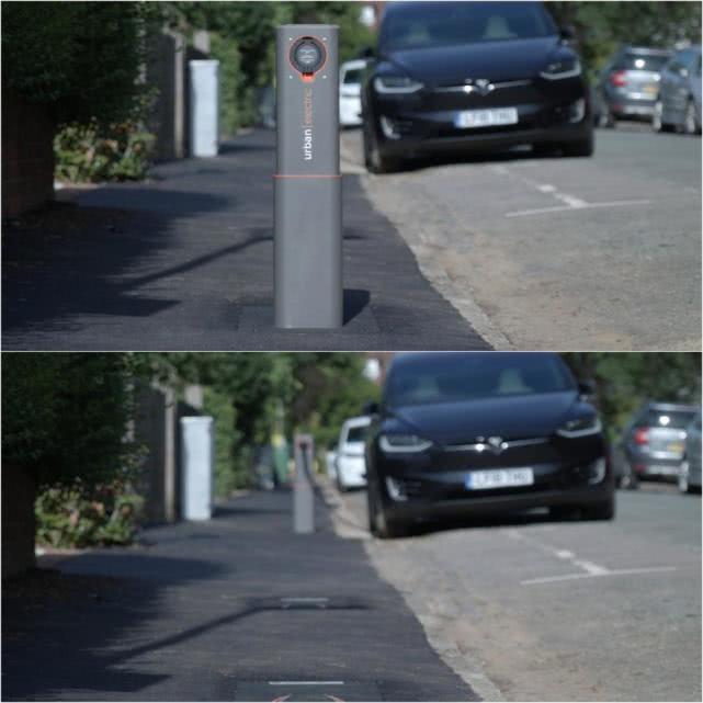 电动汽车,英国隐形充电桩