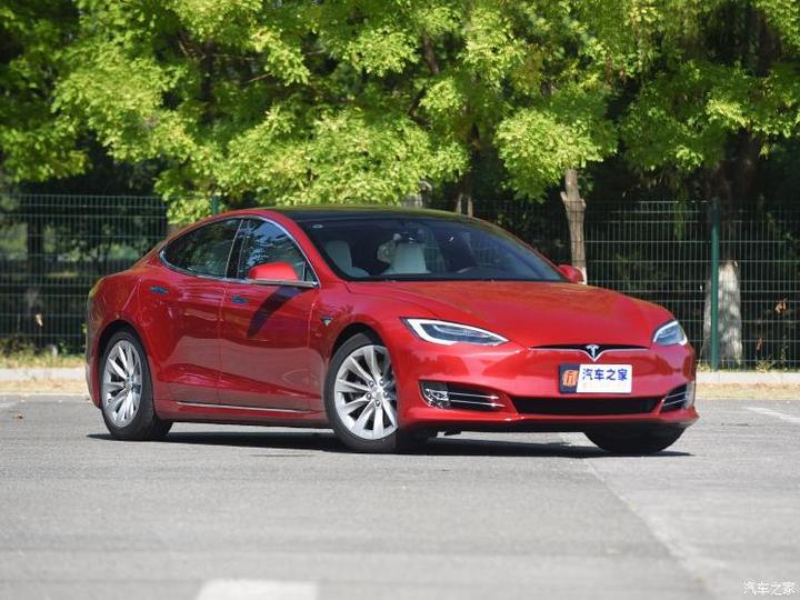 特斯拉(進口) Model S 2019款 長續航版