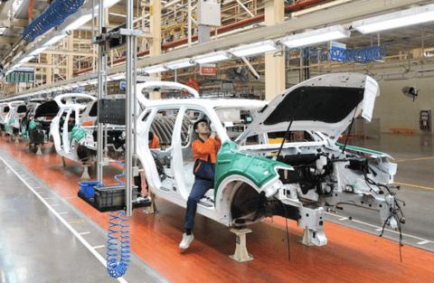 外媒:全球大多汽车厂继续关闭之际 中国生产正在提速