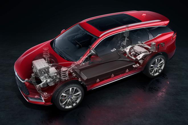比亚迪进军欧洲电动乘用车市场 唐EV600年内挪威发售