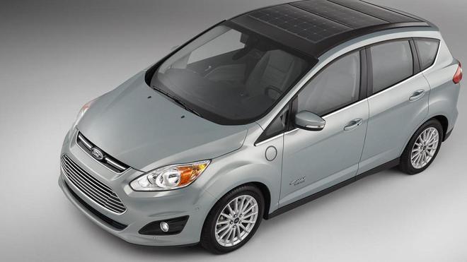 福特申请充气式太阳能电池罩专利 实现电动汽车自充电