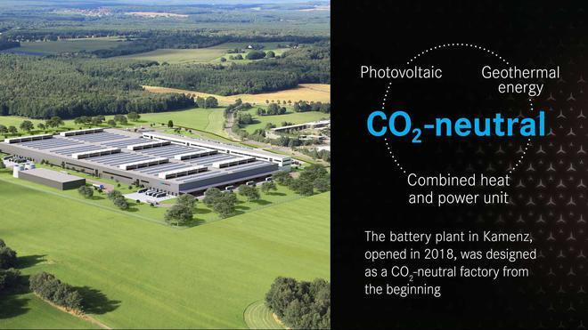 奔驰3大洲7个城市全球布局9家电池工厂 欲年产50万台