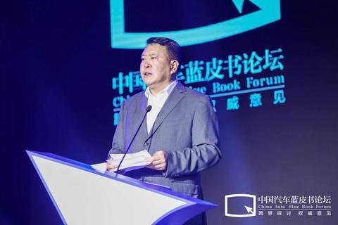 徐和谊:中国新能源汽车产业已培育出市场、产品、产业之芽