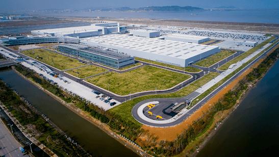 威马新能源汽车智能产业园