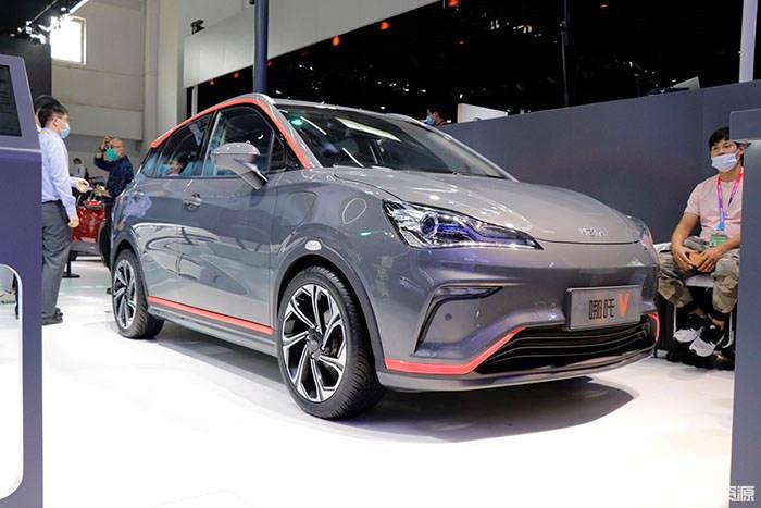 2020北京车展:哪吒V正式发布 将于年内上市